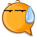 sweat Png Icon