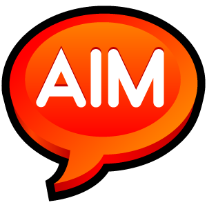 AIM large png icon