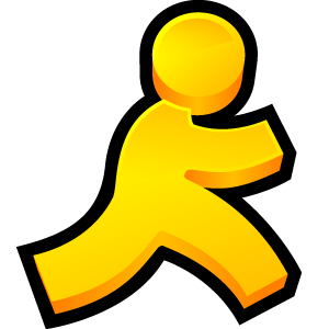 aol large png icon