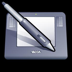 wacom large png icon