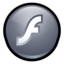 Macromedia Flash Player large png icon