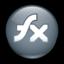 Macromedia Flex large png icon