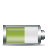 battery horizontal 60percent Png Icon