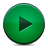 button green play Png Icon