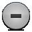 button grey delete Png Icon
