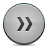 button grey fastforward Png Icon
