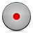 button grey record Png Icon