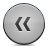 button grey rewind Png Icon