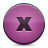 button pink close Png Icon