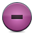 button pink delete Png Icon