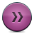 button pink fastforward Png Icon