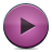 button pink play Png Icon