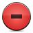 button red delete Png Icon