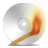 cd burning Png Icon