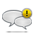 comments alert Png Icon
