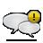 comments alert Png Icon