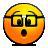 emote nerd Png Icon
