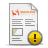 entry alert Png Icon