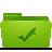folder green todos Png Icon