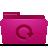 folder pink backup Png Icon