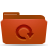folder red backup Png Icon