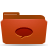 folder red conversations Png Icon