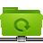 folder remote backup green Png Icon
