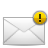 mail alert Png Icon