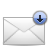 mail download Png Icon
