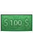 money 100 Png Icon