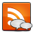 rss square comments Png Icon