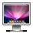 screen aurora leopard Png Icon