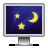 screen sleep Png Icon
