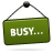 sign busy Png Icon