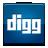 social digg Png Icon