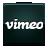 social vimeo Png Icon