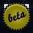 splash beta green Png Icon