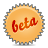 splash beta orange Png Icon