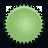 splash green 1 Png Icon