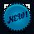 splash new blue Png Icon
