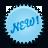 splash new lightblue Png Icon