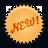 splash new orange Png Icon