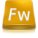 Adobe Fireworks CS 4 Png Icon