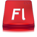 Adobe Flash CS 4 Png Icon