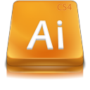Adobe Illustrator CS 4 Png Icon