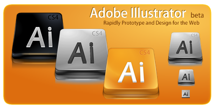 Preview Compatc Adobe Illustrator CS 4 by Dragon XP large png icon