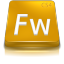 Adobe Fireworks CS 4 large png icon