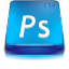 Adobe Photoshop CS 4 large png icon