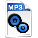 Audio MP 3 png icon