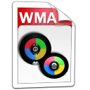 Audio WMA Png Icon